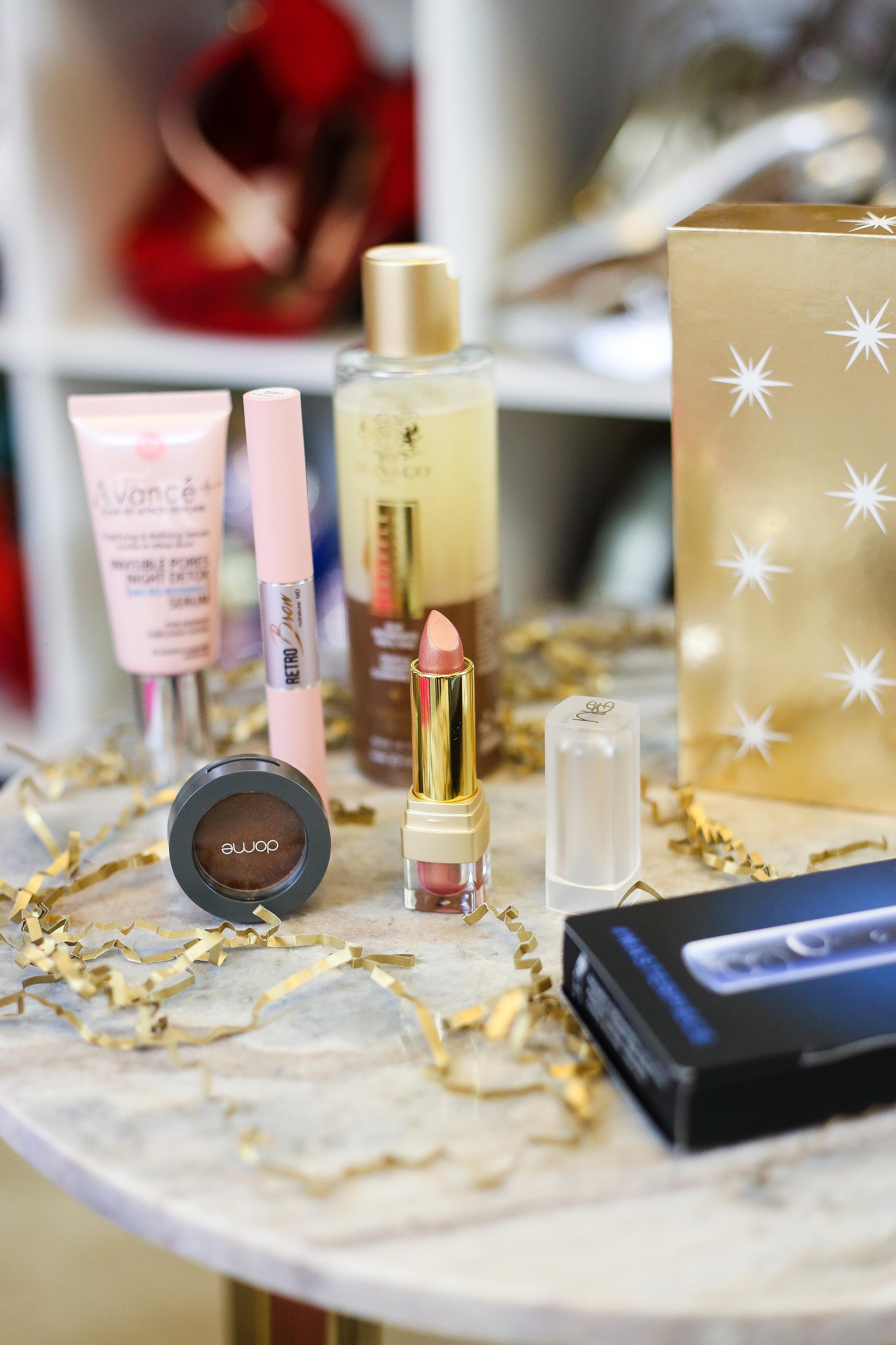 Glossybox Holiday Edition- Enchanting Elegance