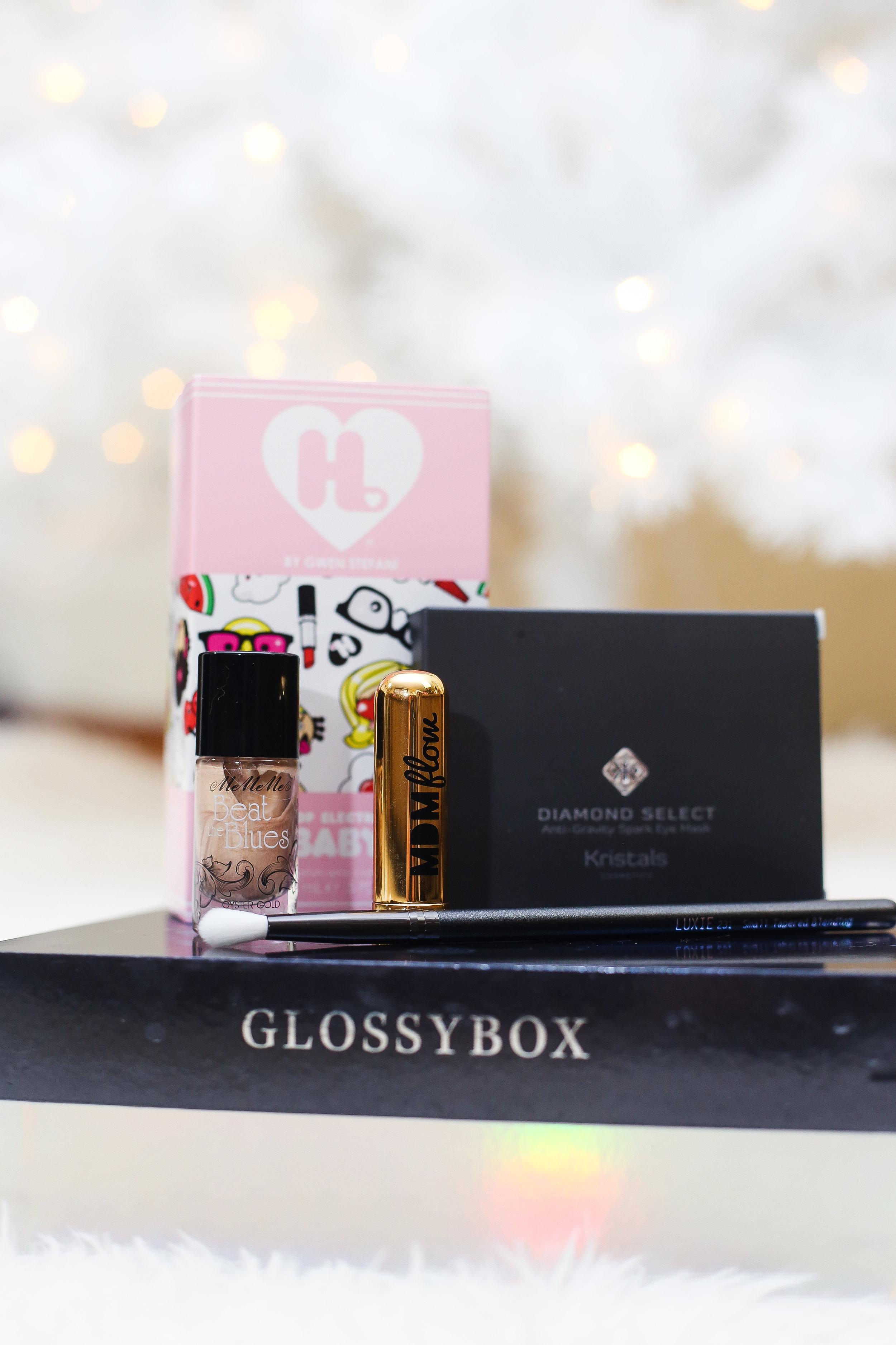 Glitz and Glossy // December Edition- Enchanting Elegance