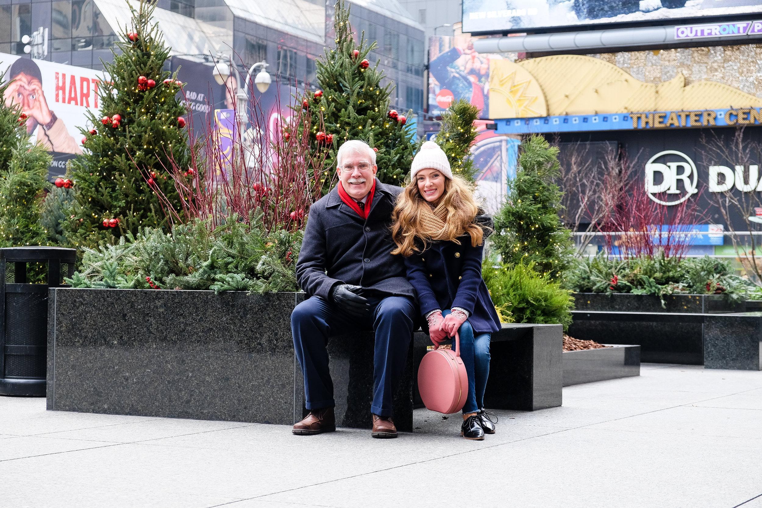Christmas in New York- Enchanting Elegance