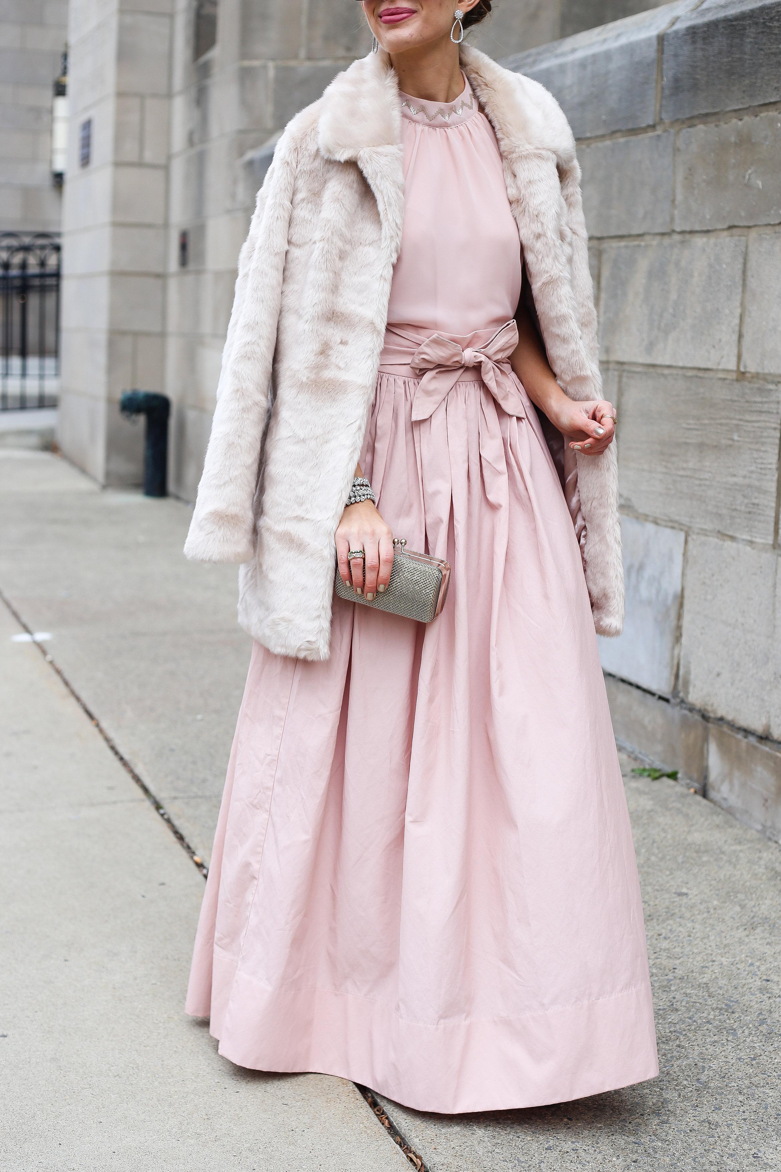 Blushing- Enchanting Elegance