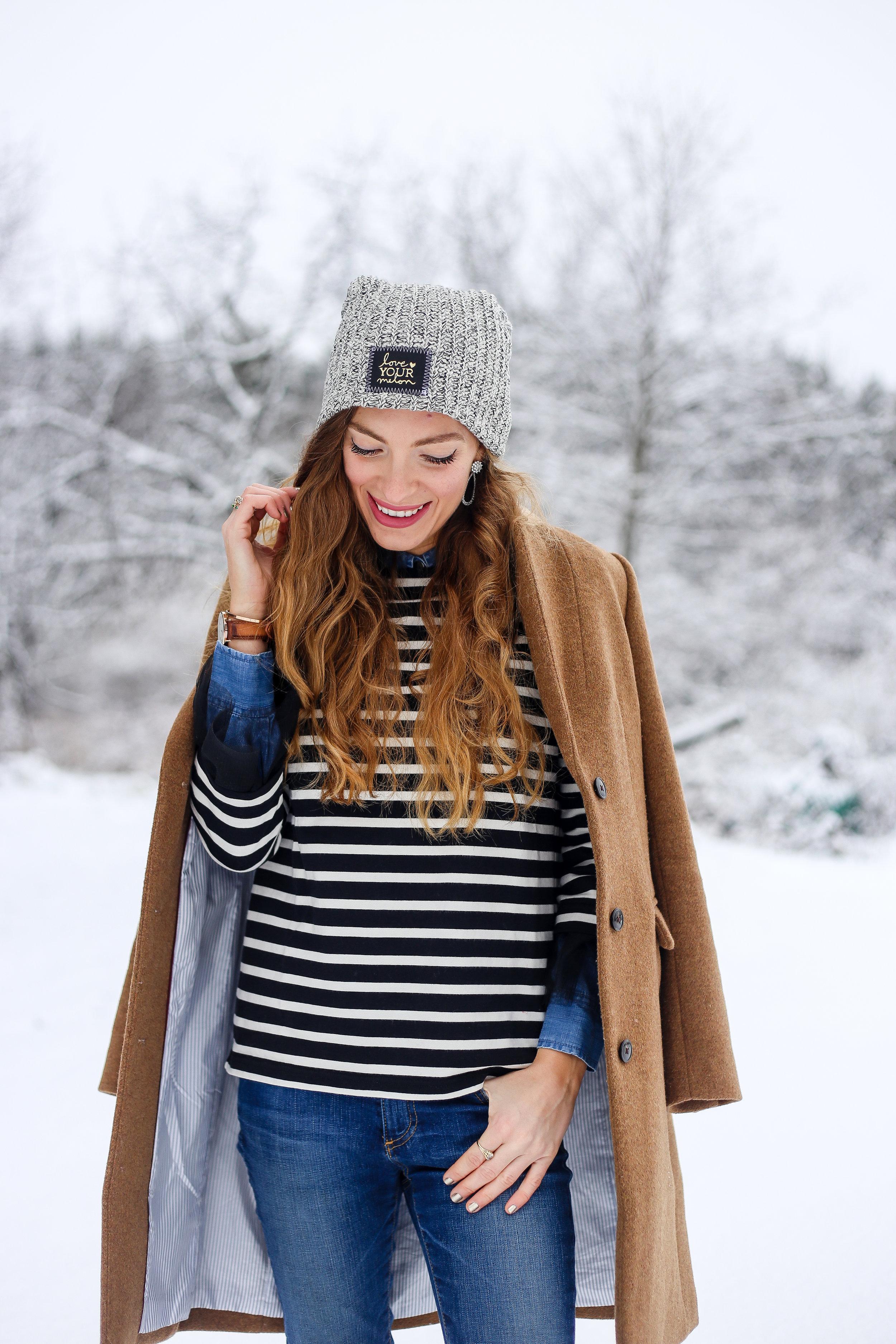 Snow Day- Enchanting Elegance