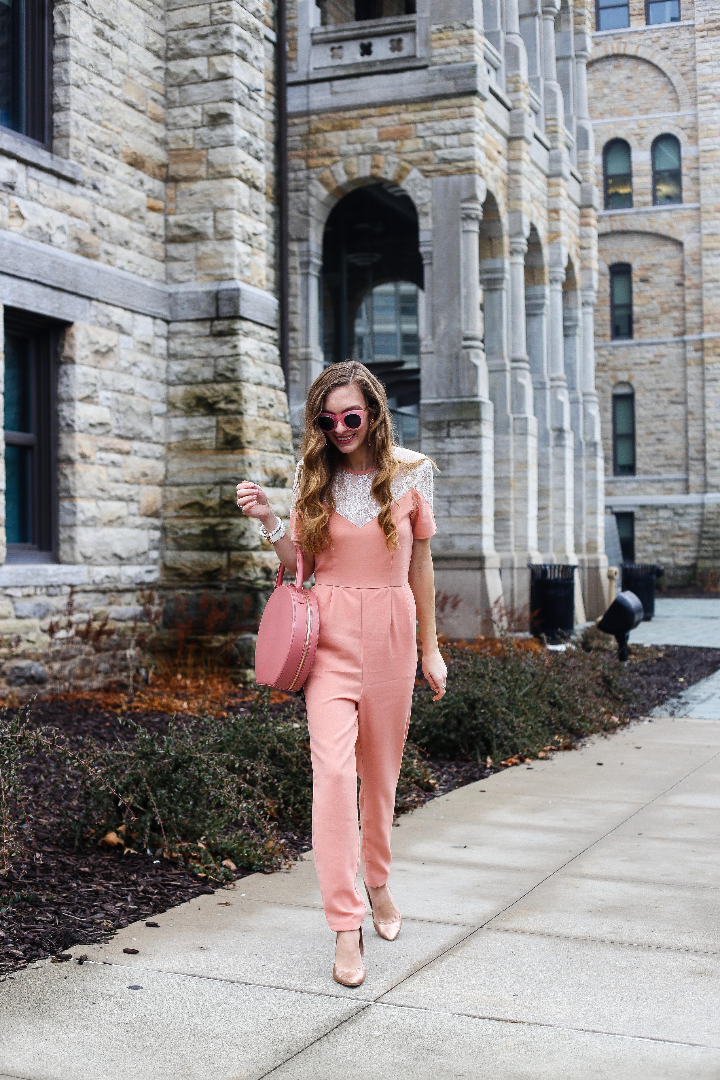 Peachy Keen- Enchanting Elegance