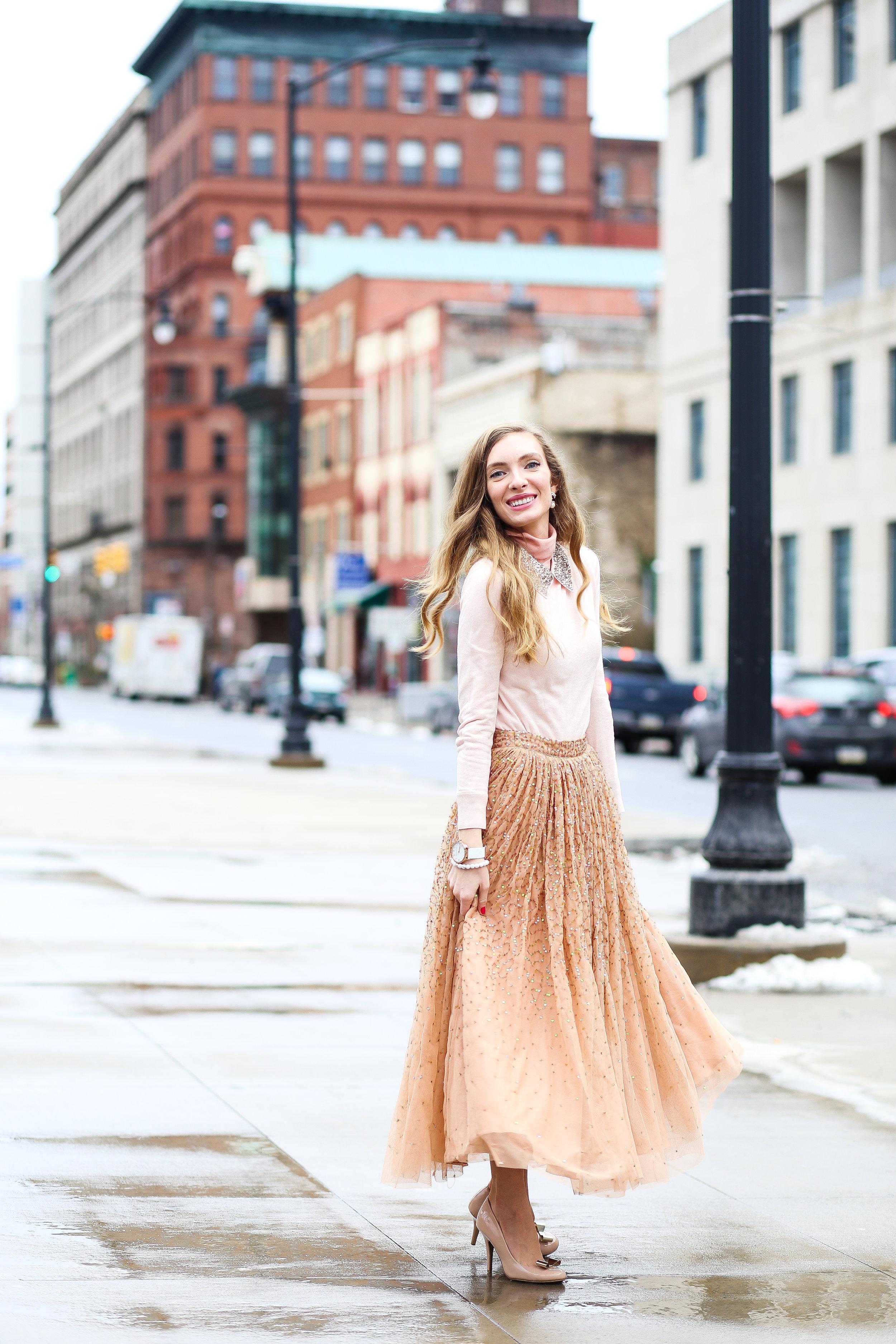 A Dash Of Sparkle- Enchanting Elegance