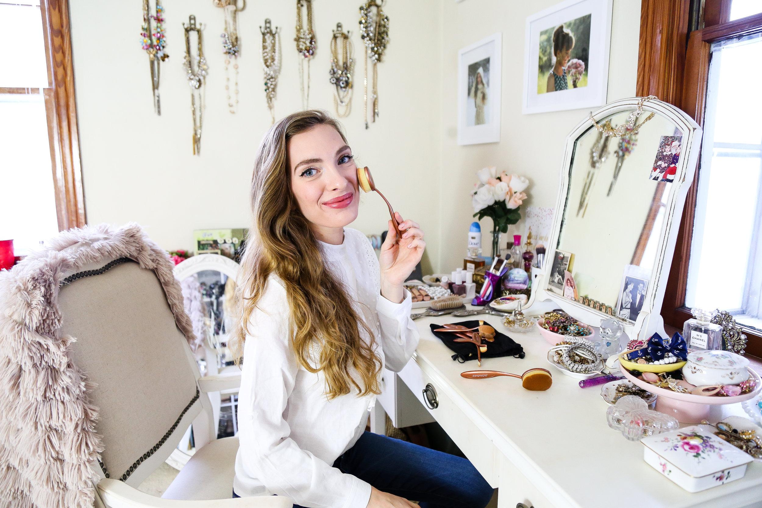My Makeup Brush Set- Enchanting Elegance