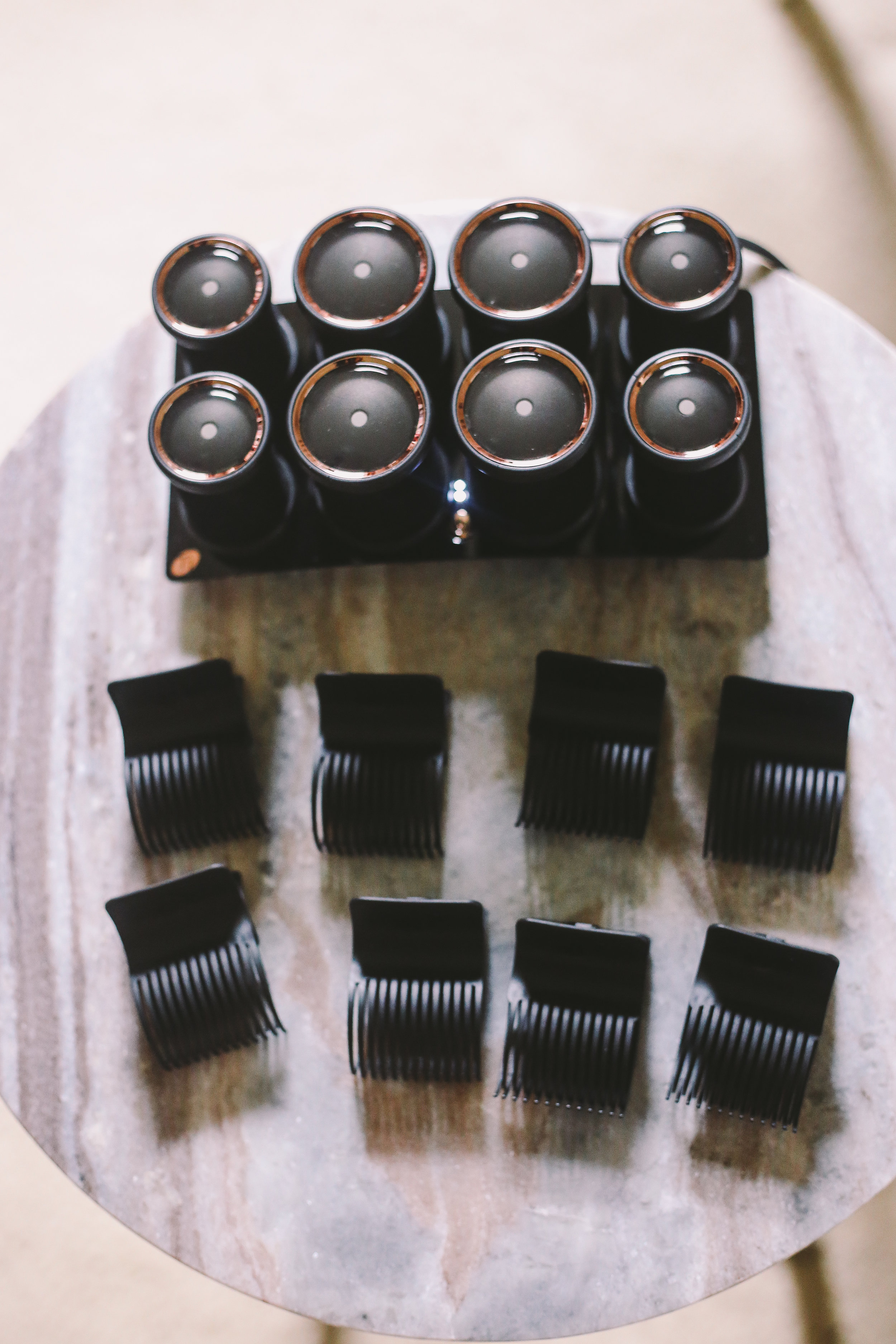 T3 Volumizing Hot Rollers LUXE-Enchanting Elegance
