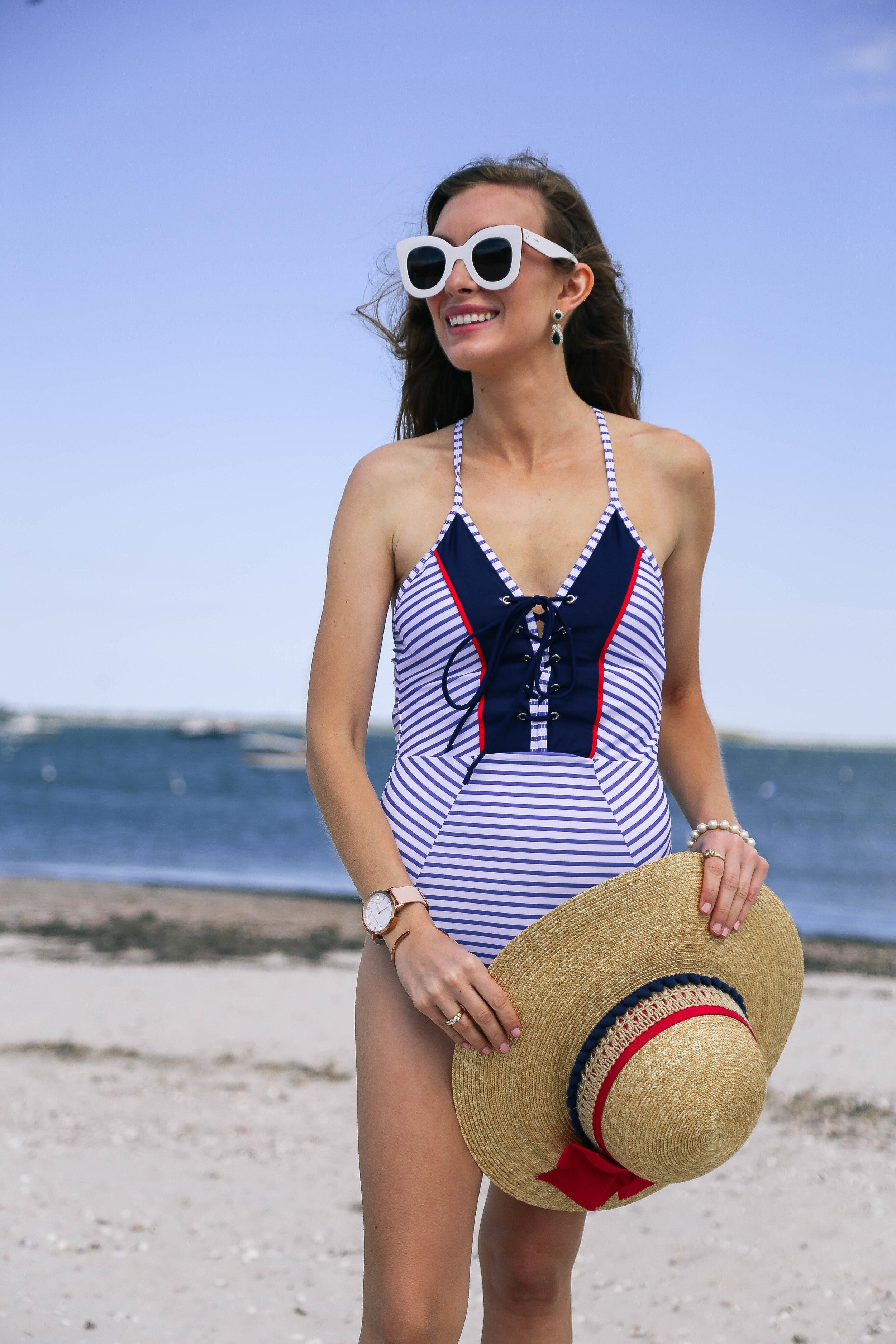 Nautical Suit- Enchanting Elegance