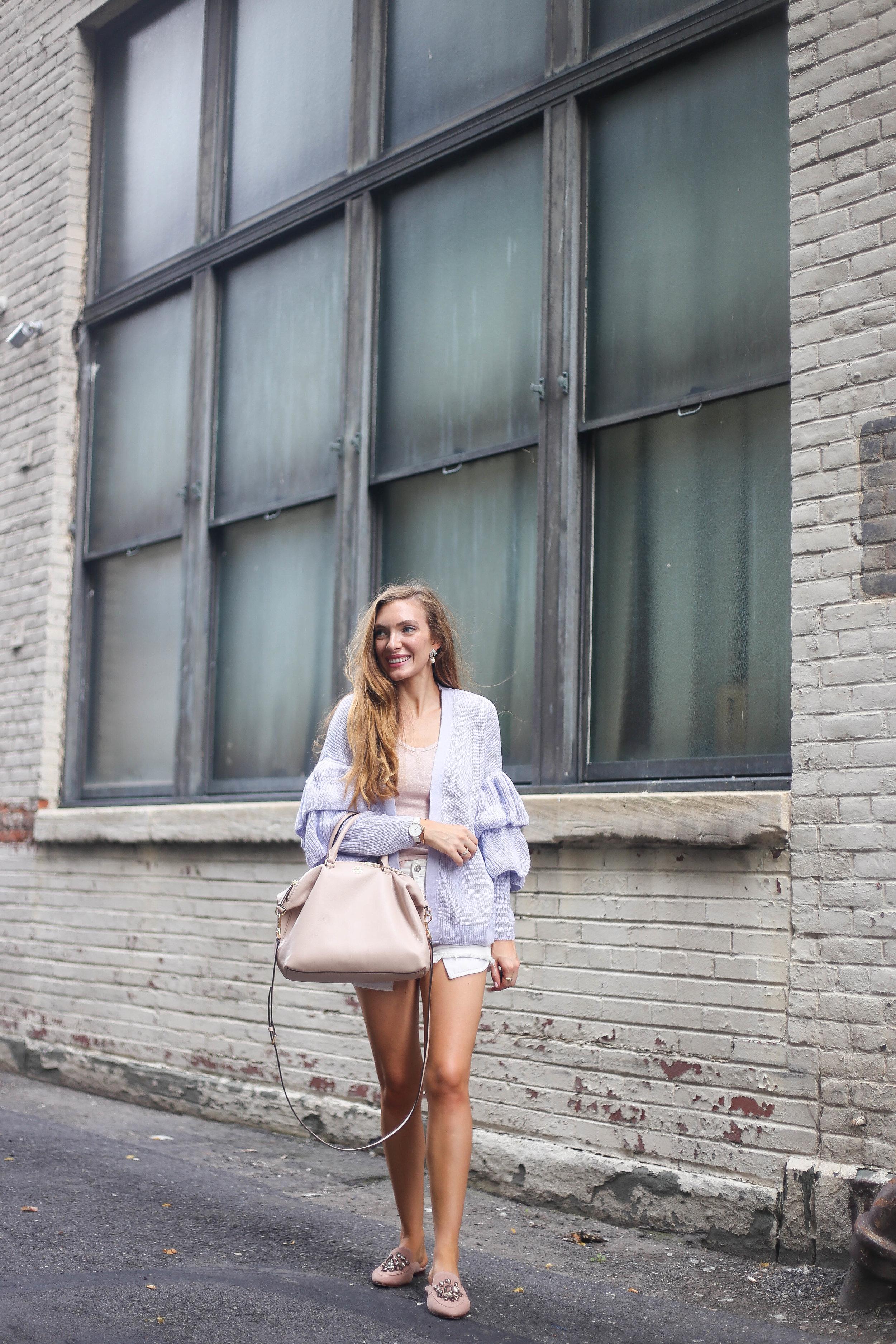 Lavender and Blush- Enchanting Elegance