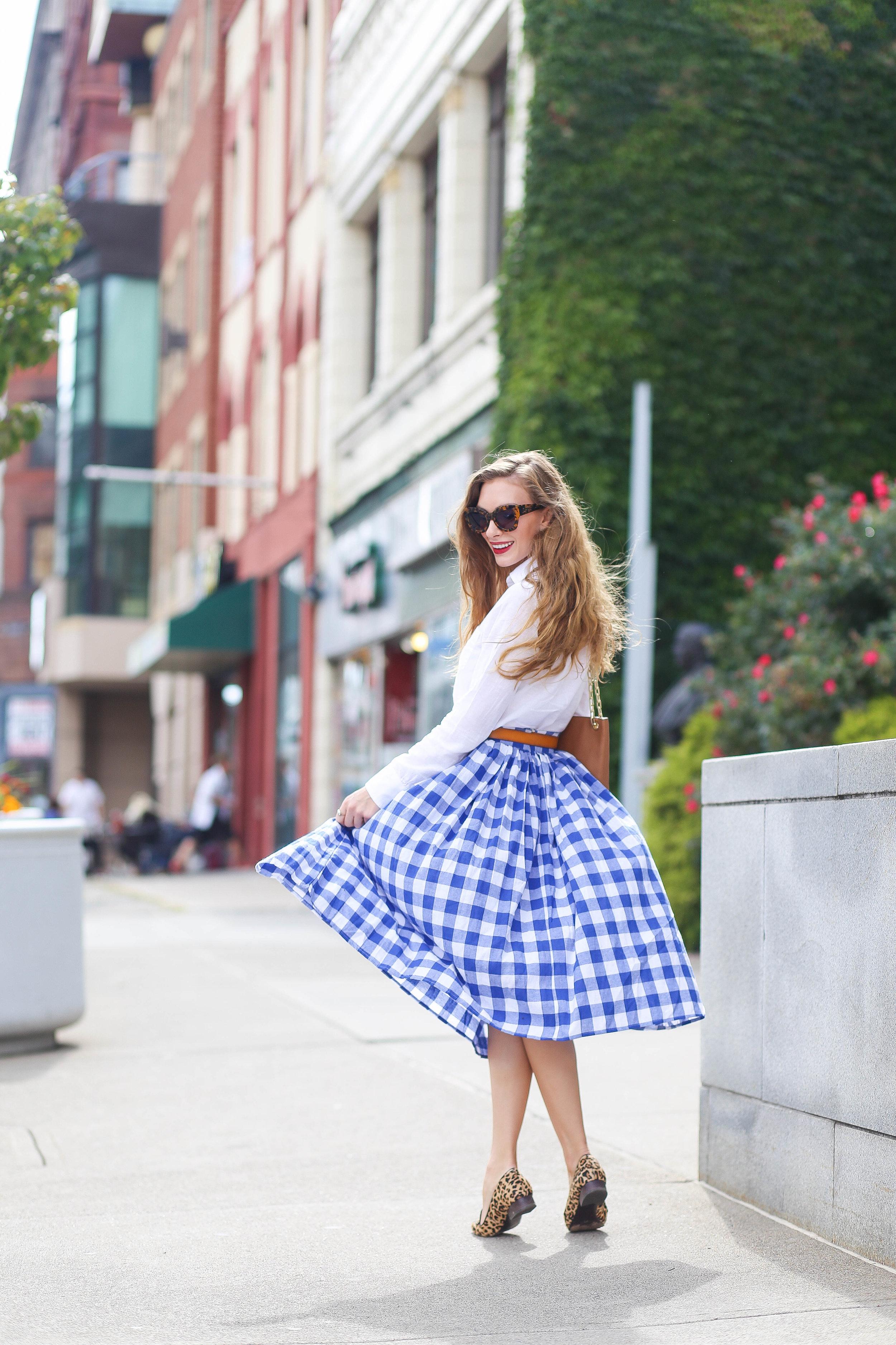 Prep In My Step- Enchanting Elegance