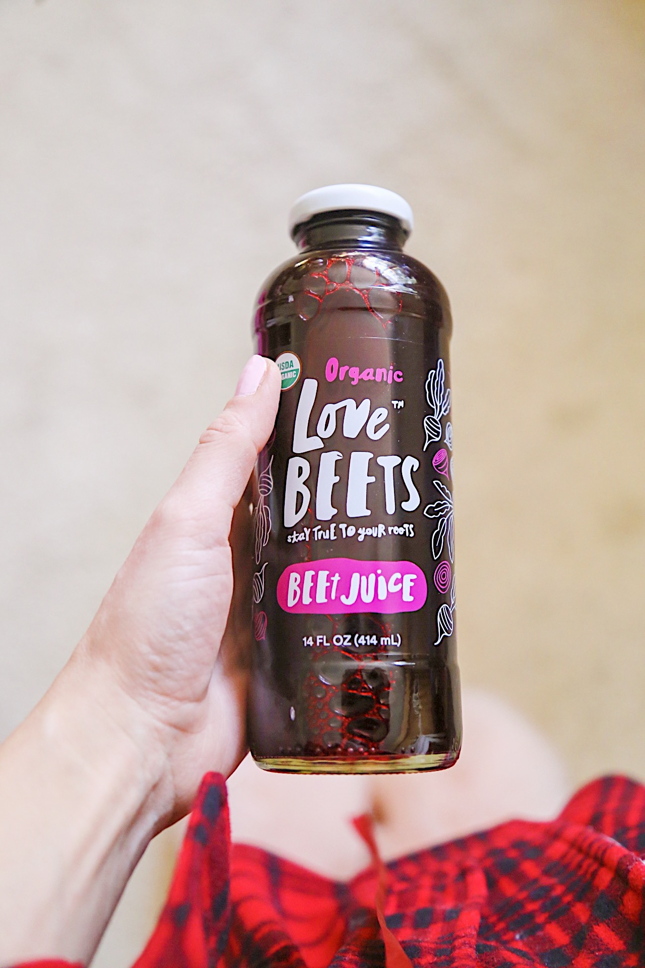 My newest find is this  beet juice , which i have become addicted too. I've always been a bit of a health nut and try to get in my daily nutrients wherever I can. I get  this  from my local Weis Market and drink it every morning. I put the juice in a small glass so that each bottle usually lasts me about three days. The benefits of beet juice are amazing. Check them out  here .