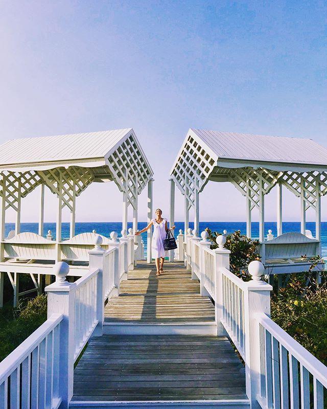 📍Out Of Office. • • • #seaside #florida #beachweek #unwind #lifeisbeautiful #exhale
