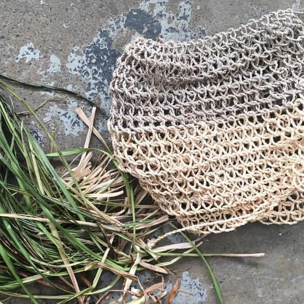 Spend the morning learning an introduction to the art of cord making, knotless netting and bag making with Brooke Munro.  Firstly you will learn to make cord using foraged and prepared plant fibres. This cord can also be made using remnant and dyed fibres for additional interest and design. From the prepared cord you will create a bag using knotless netting techniques such as looping, figure of eight, twisted and round stitches.  Brooke will be demonstrating these varied techniques and will be hands on when teaching the differing netting styles.  Additional string/cord will be on hand for speedier creations. All materials are supplied and included.  Our address is Studio 4102, 4 Daydream Street Warriewood.   FOR BOOKINGS -  https://www.littlelaneworkshops.com.au/collections/workshops/products/string-bags-cord-making-workshop-21-10-18-sunday-10-1pm