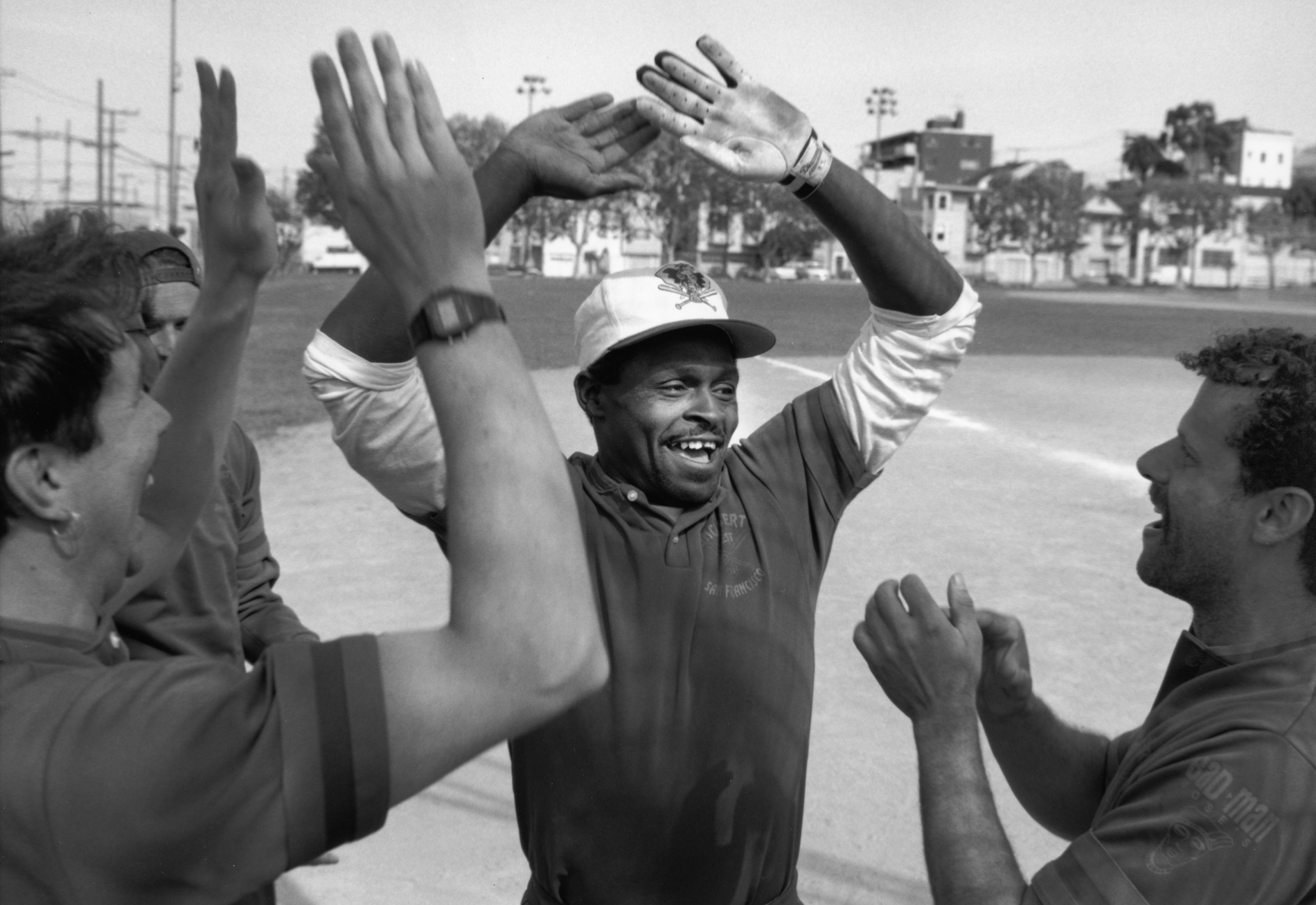 By 1993Glenn Burke was still the only professional majoar league baseball player to have come out.He died in 1995 at the age of 42.