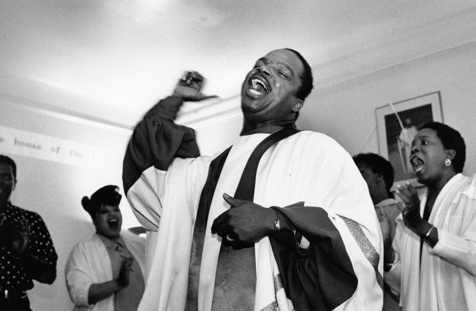 Full Truth Unity of Fellowship Christ Church, Detroit 1993.