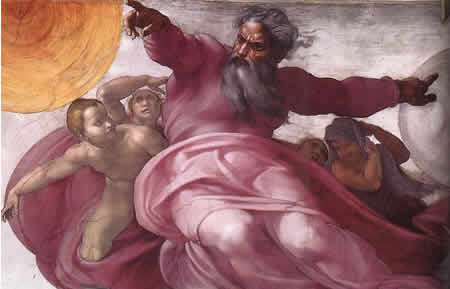 Behold the wrath of God!