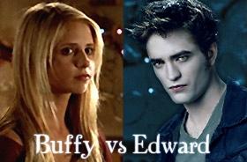 Eddy: I will suck your blood. Buffy: I'll suck your blood, sucka!