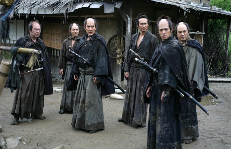 Samurai male pattern baldness