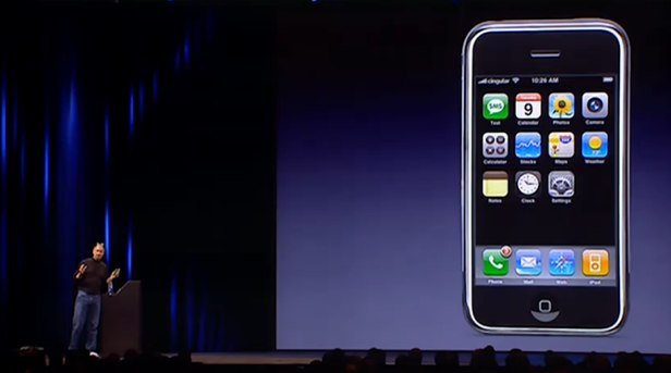 That's a big iPhone