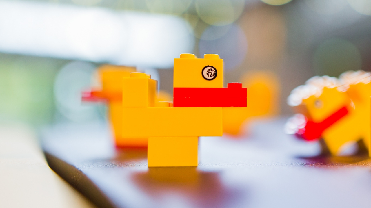 LEGO® SERIOUS PLAY®   This method makes it easy for anyone to participate in a meeting to contribute to a team or organization. It's effective and fun!