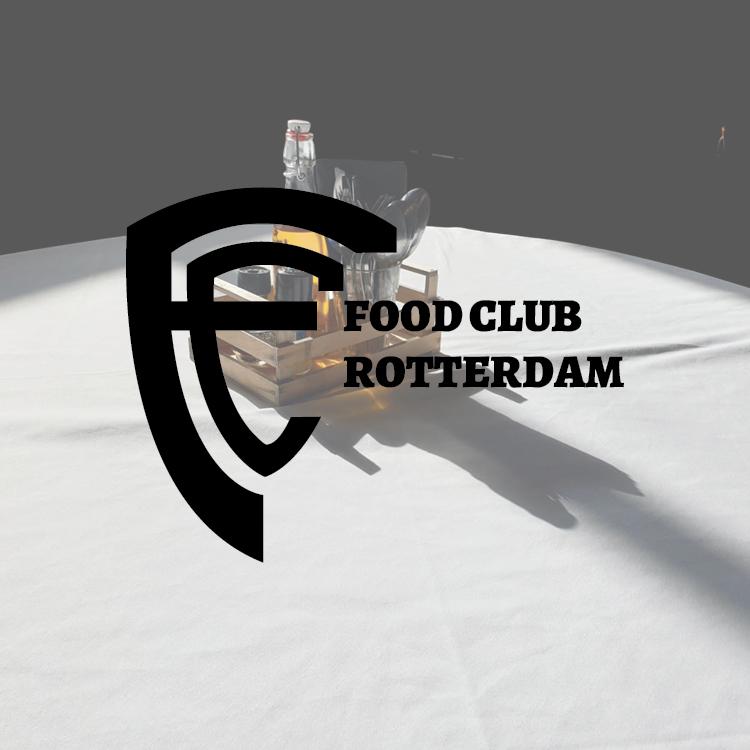 Food Club Rotterdam   Food Club Rotterdam biedt een podium voor deze food-heroes, want de chefs, de bereidingswijze en de ingrediënten zijn de sterren bij ons. FC Rotterdam programmeert, boekt en faciliteert evenementen die in het teken staan van eten, voeding, koks, kooktechnieken en trends.