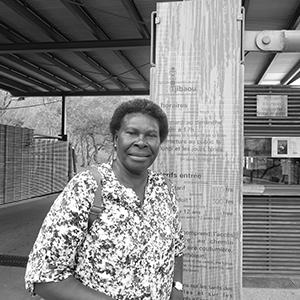 Dr Ruth Saovana-Spriggs   Dr Ruth Saovana-Spriggs is a linguist and socio-political scientist based in Bougainville after more than 20 years of working in the linguistics department as tutor, researcher, and lecturer at the Research School of Pacific and Asian Studies (now the School of Culture, History and Language) at the Australian National University, and at the Kiel University's linguistics department in Germany. She currently leads a couple of projects. One is the establishment of the Bougainville People's Research Institute and the second project is a work in partnership with local researchers in expanding the work of the Bougainville National Heritage Foundation based in Arawa, Central Bougainville.