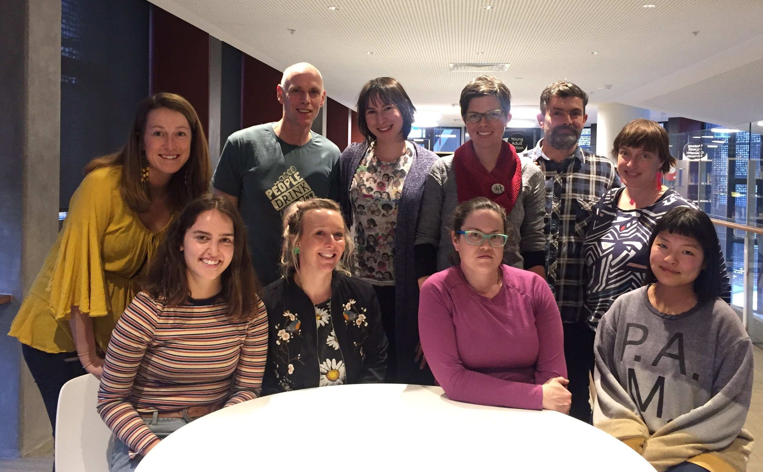 Image: EFFA Community Storytelling Project Participants