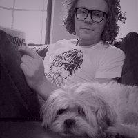 Neil Kilbride(and Cookie)