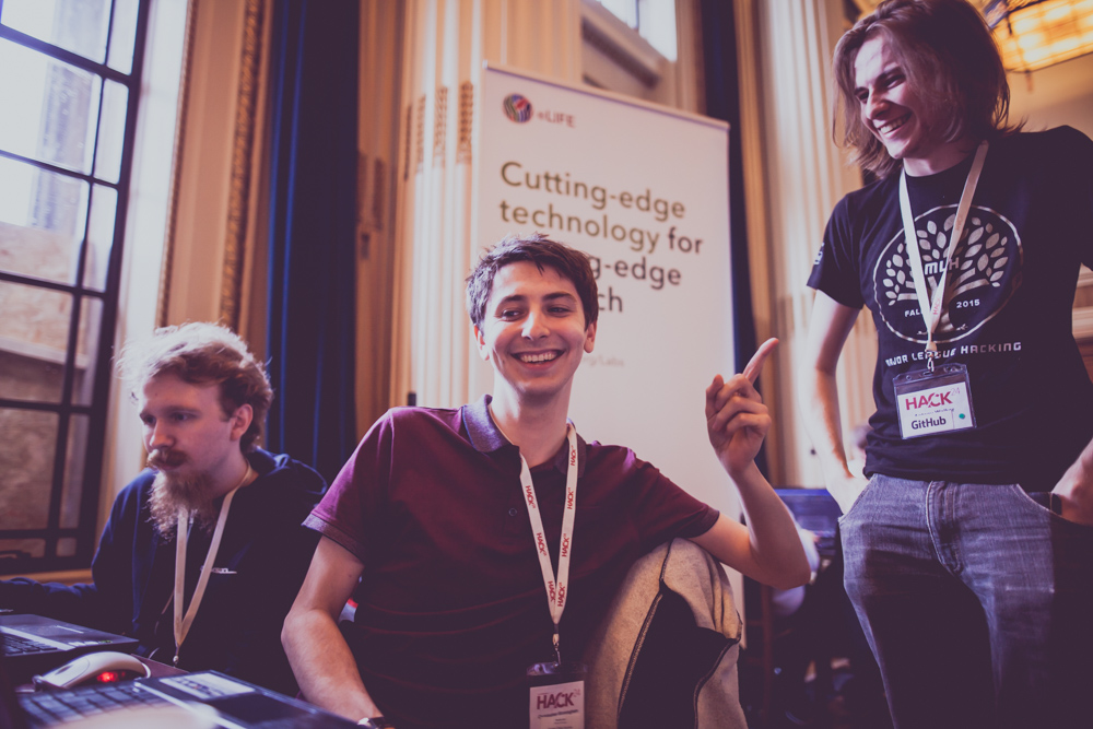 Student Outreach - Bringing Nottingham's students into the tech community