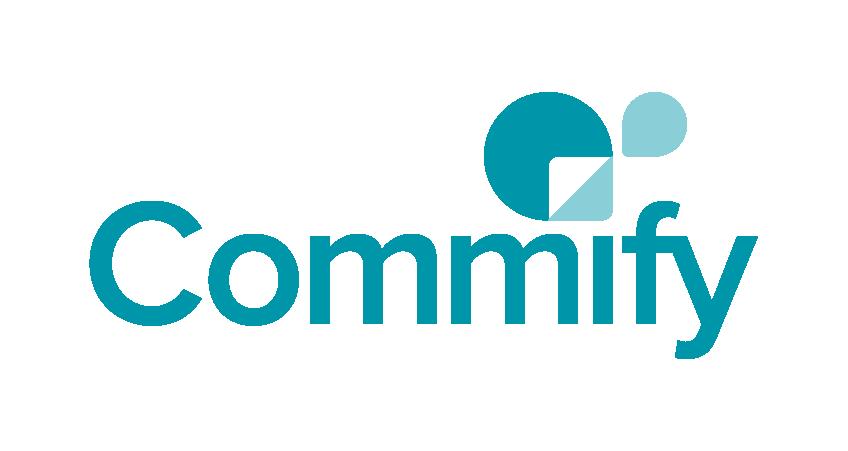 Commify logo