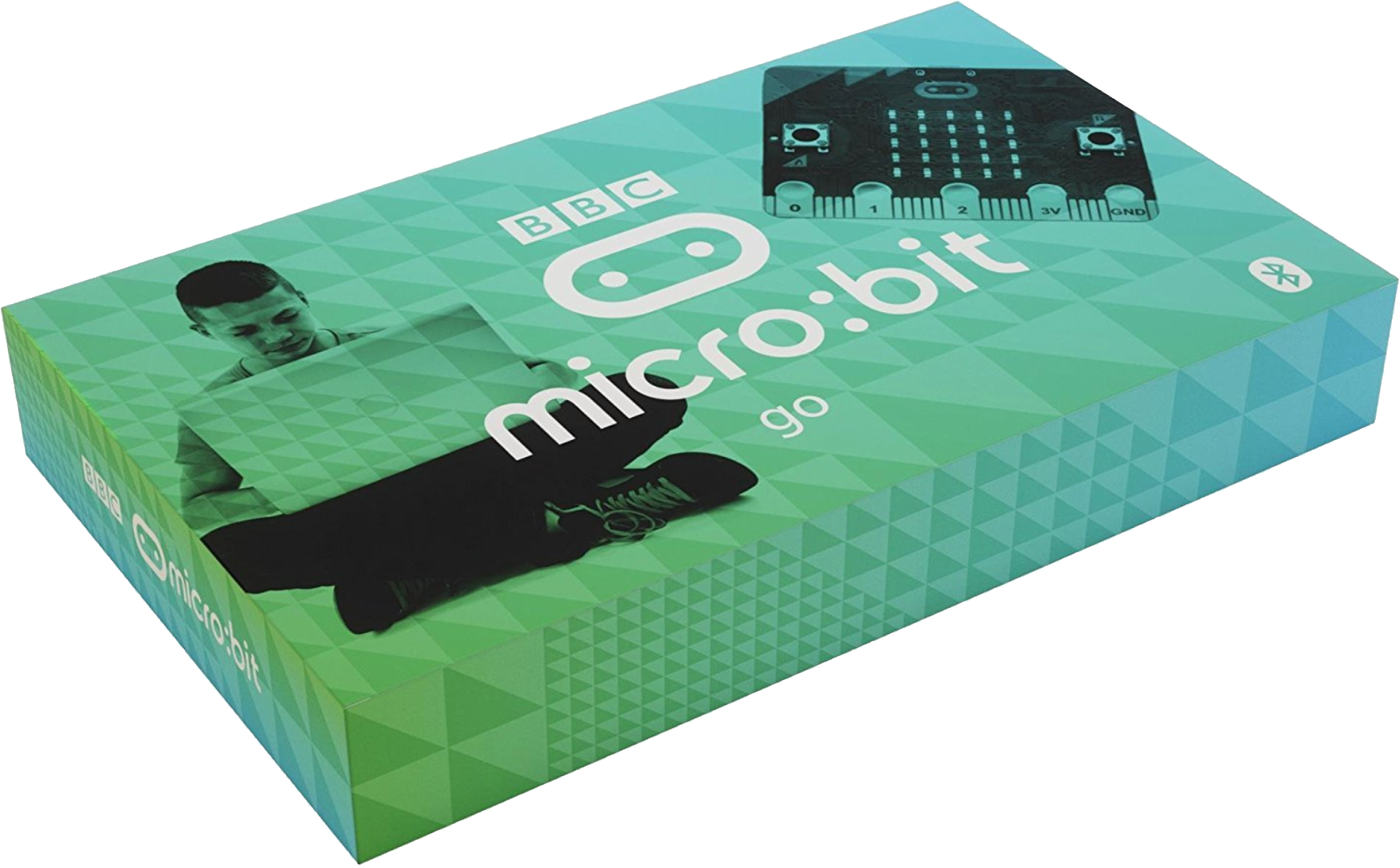 A BBC micro:bit go