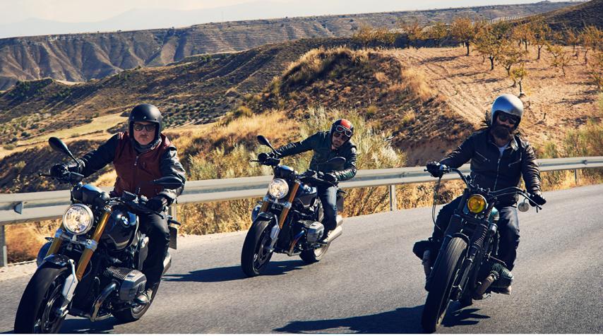 When riding becomes pure pleasure...