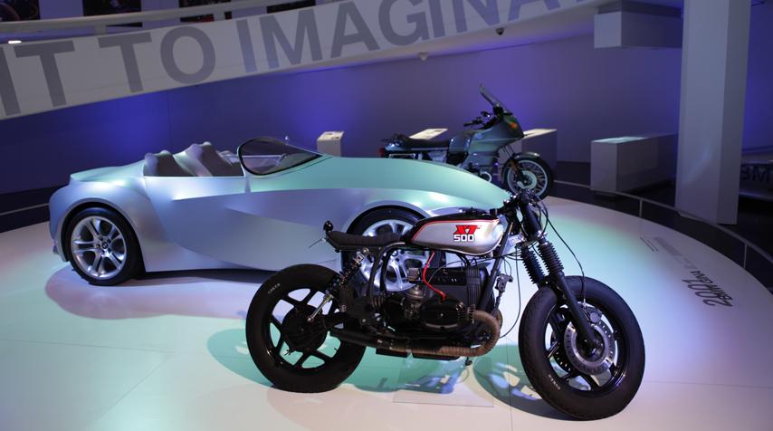 La Parisienne BMW Museum