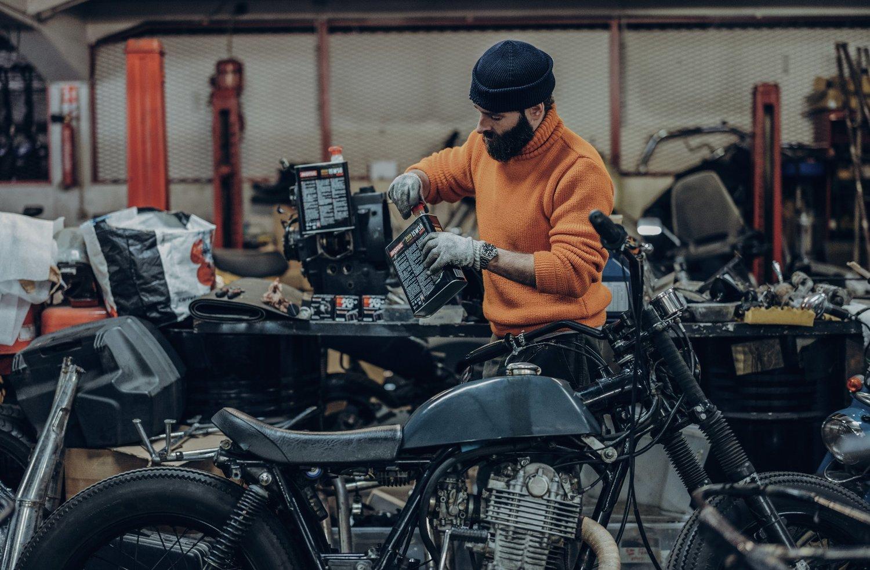 Blitz Motorcycles
