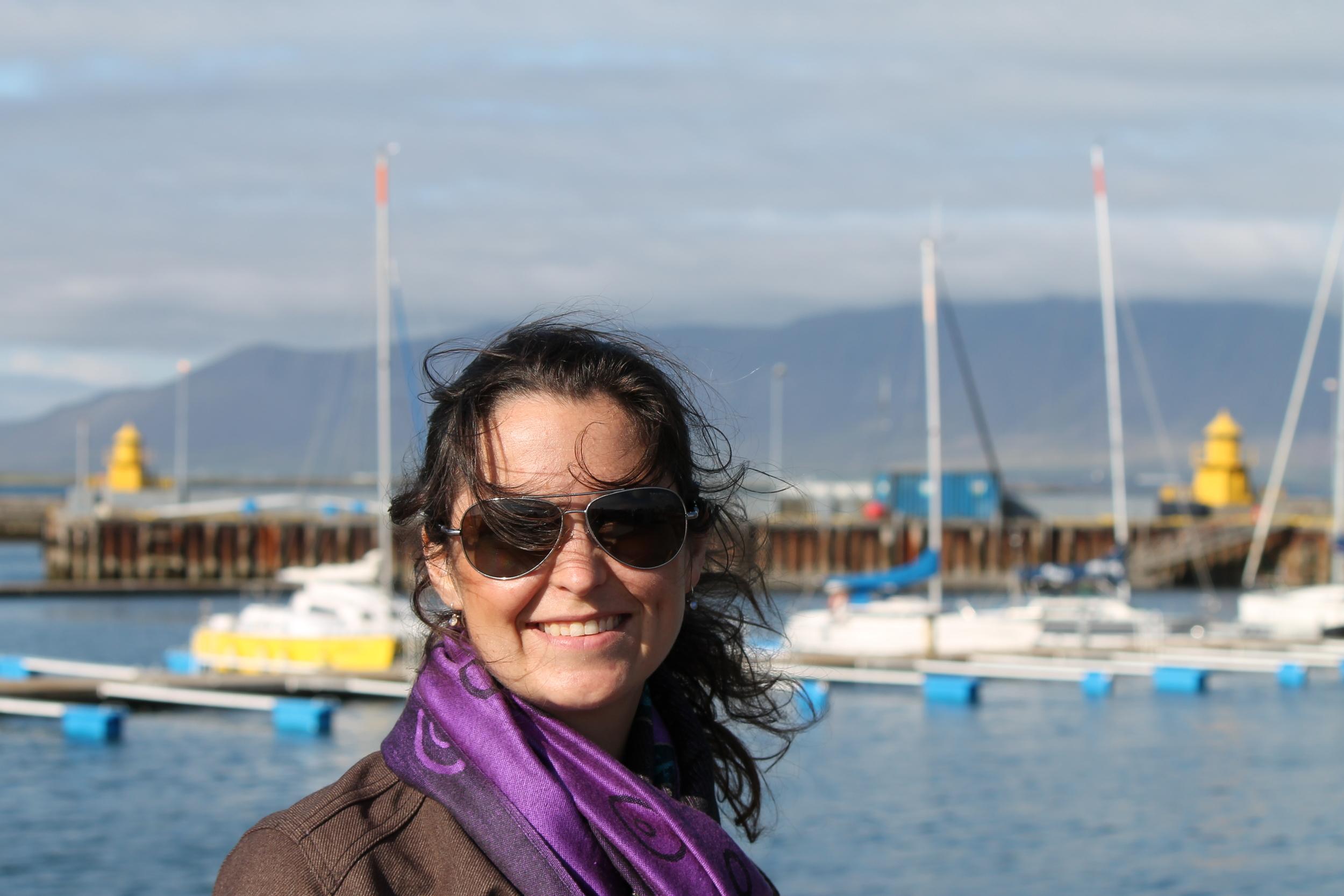 Adventuring in Reykjavík