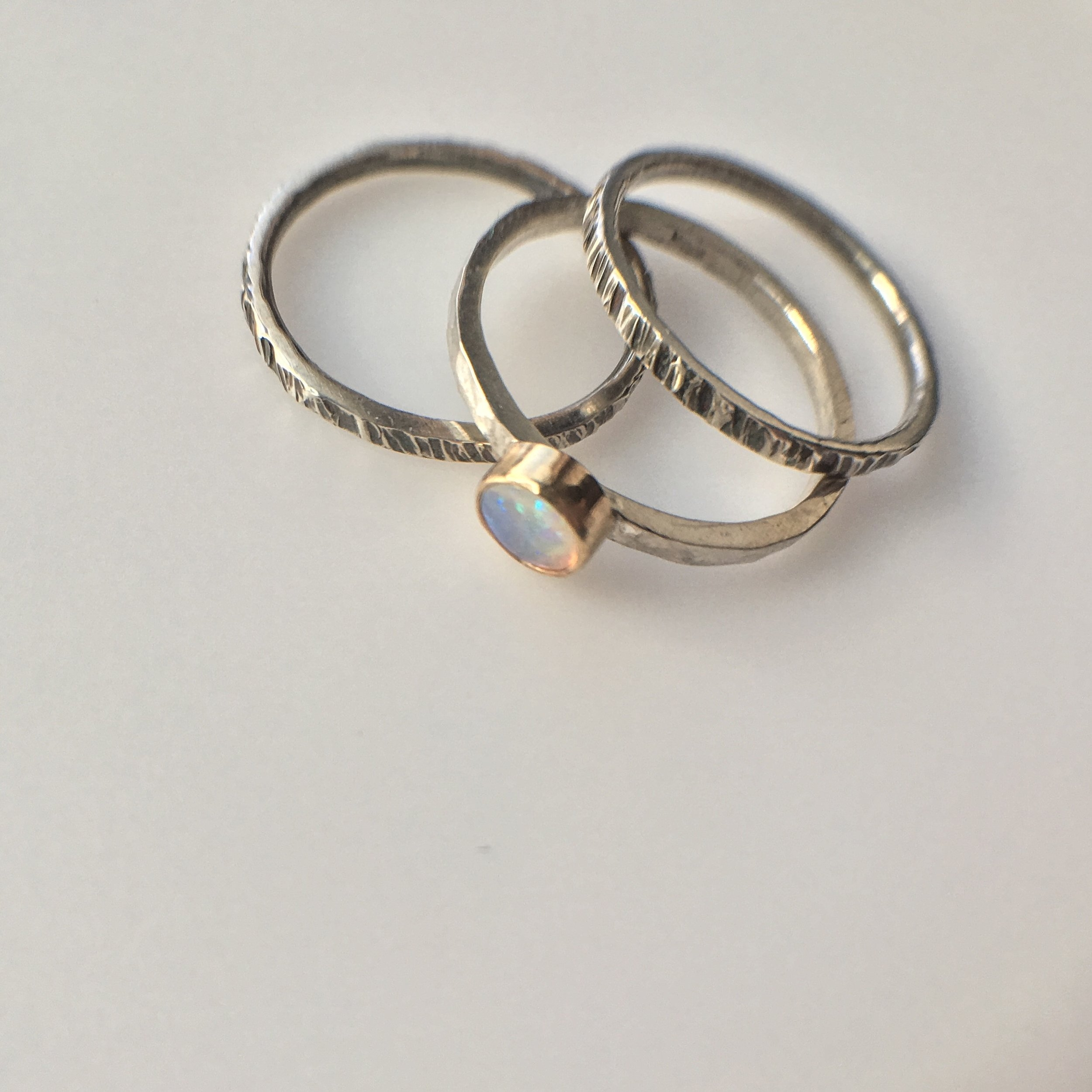 gold-and-silver-stacker-ring-blue-stone
