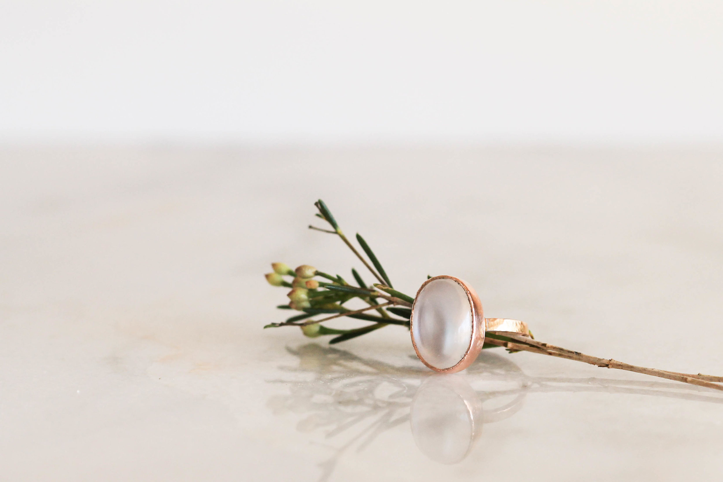 minimal-rose-gold-moonstone-ring