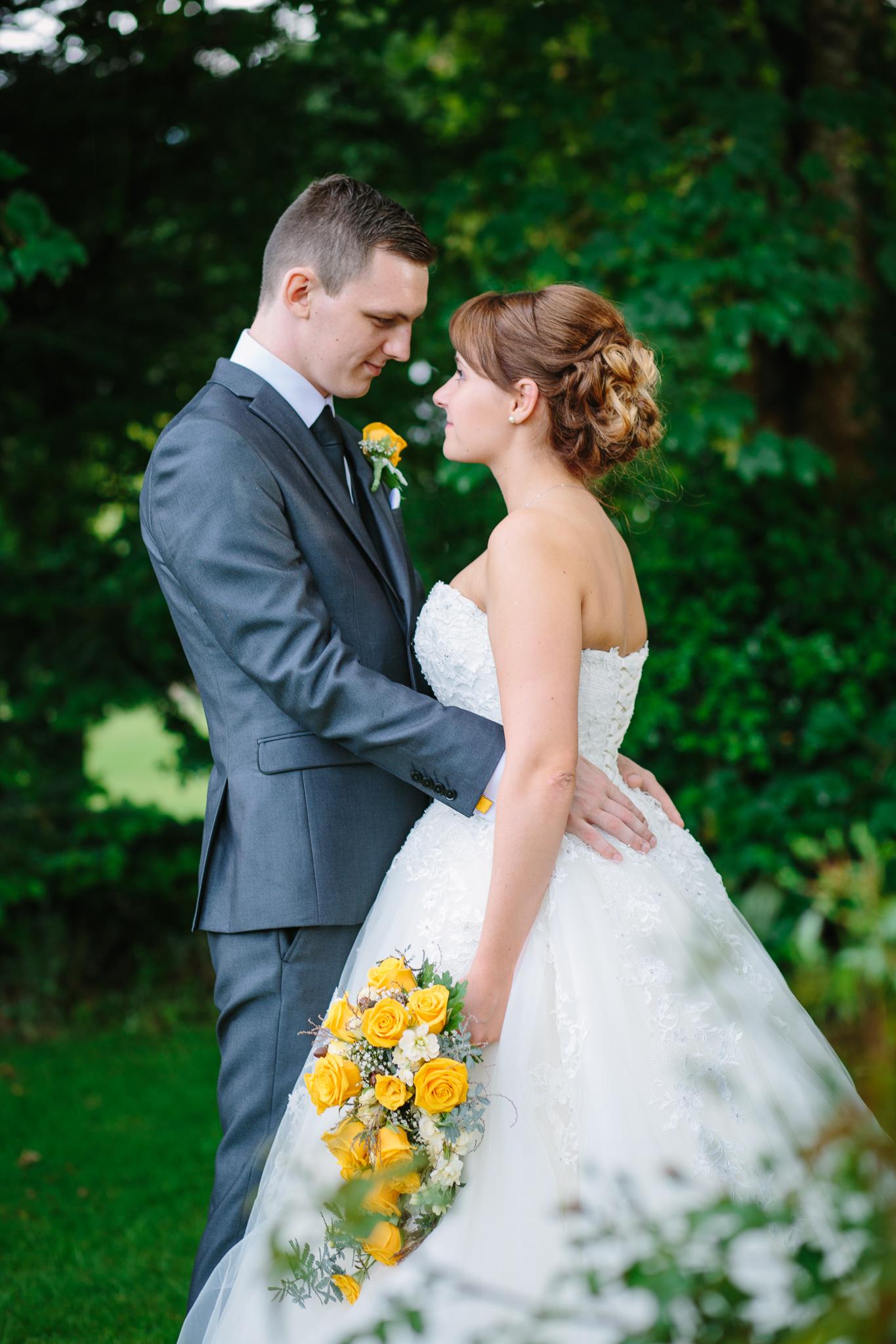 blamer lawn wedding photos
