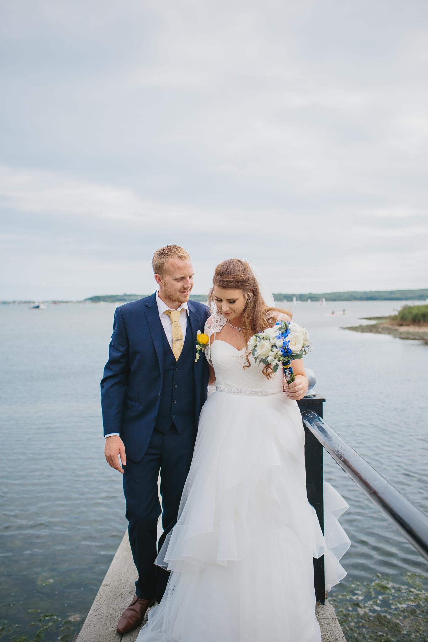 christchurch harbour hotel wedding