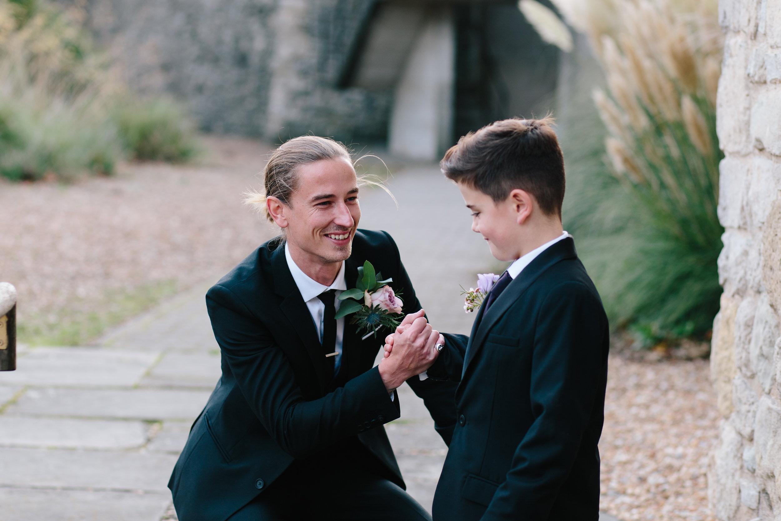 Dancing Man Wedding