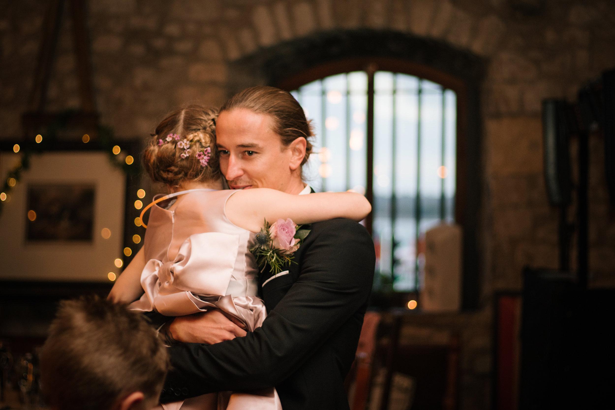 Dancing Man Brewery Wedding