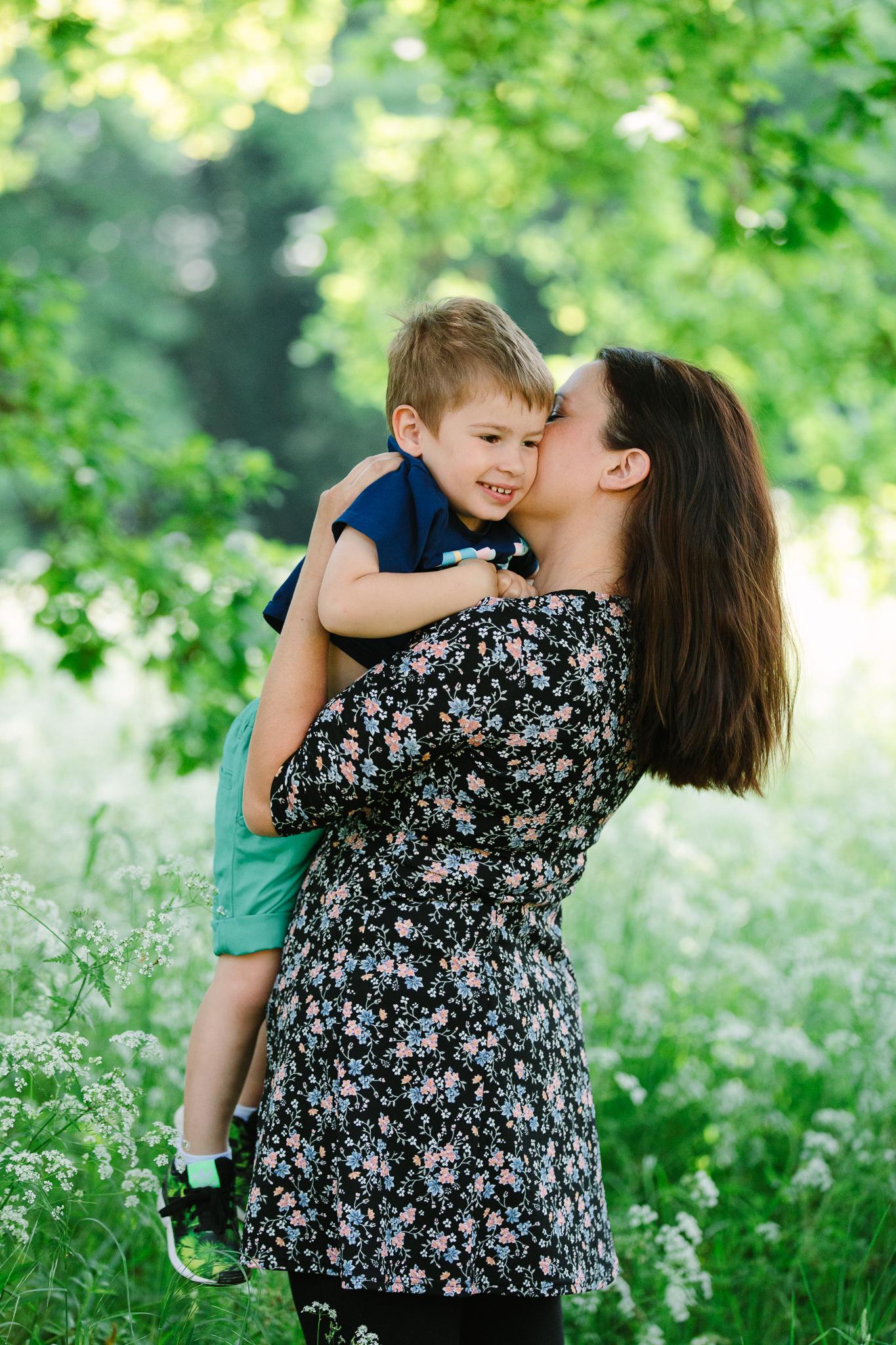 mummy's love