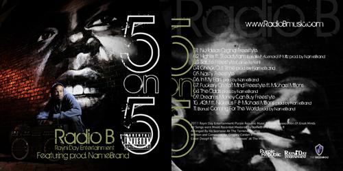 5 on 5 Mixtape  - Radio B
