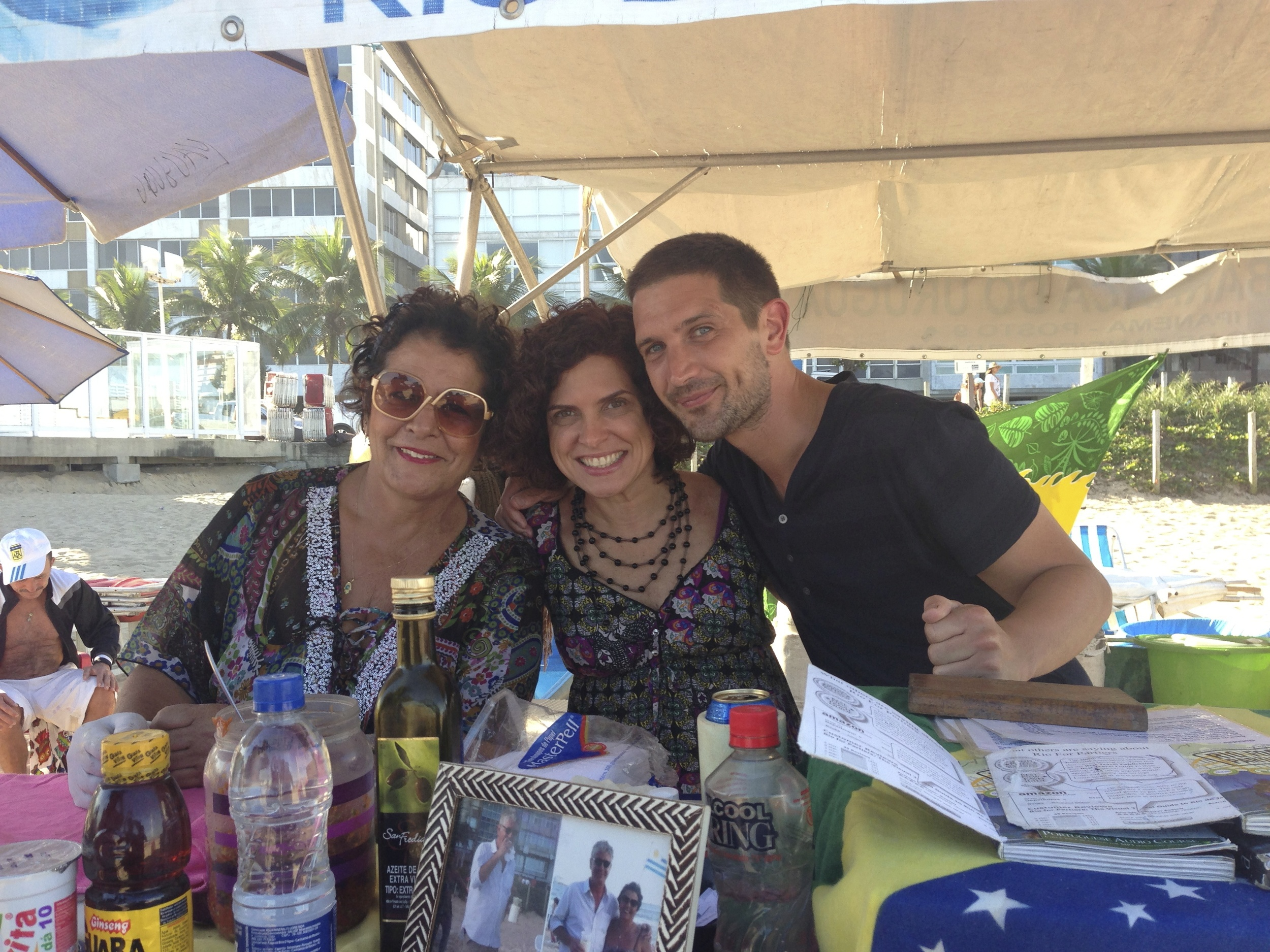 Gloria, Flavia & I