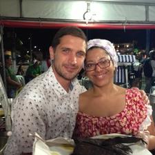 Jussara & I