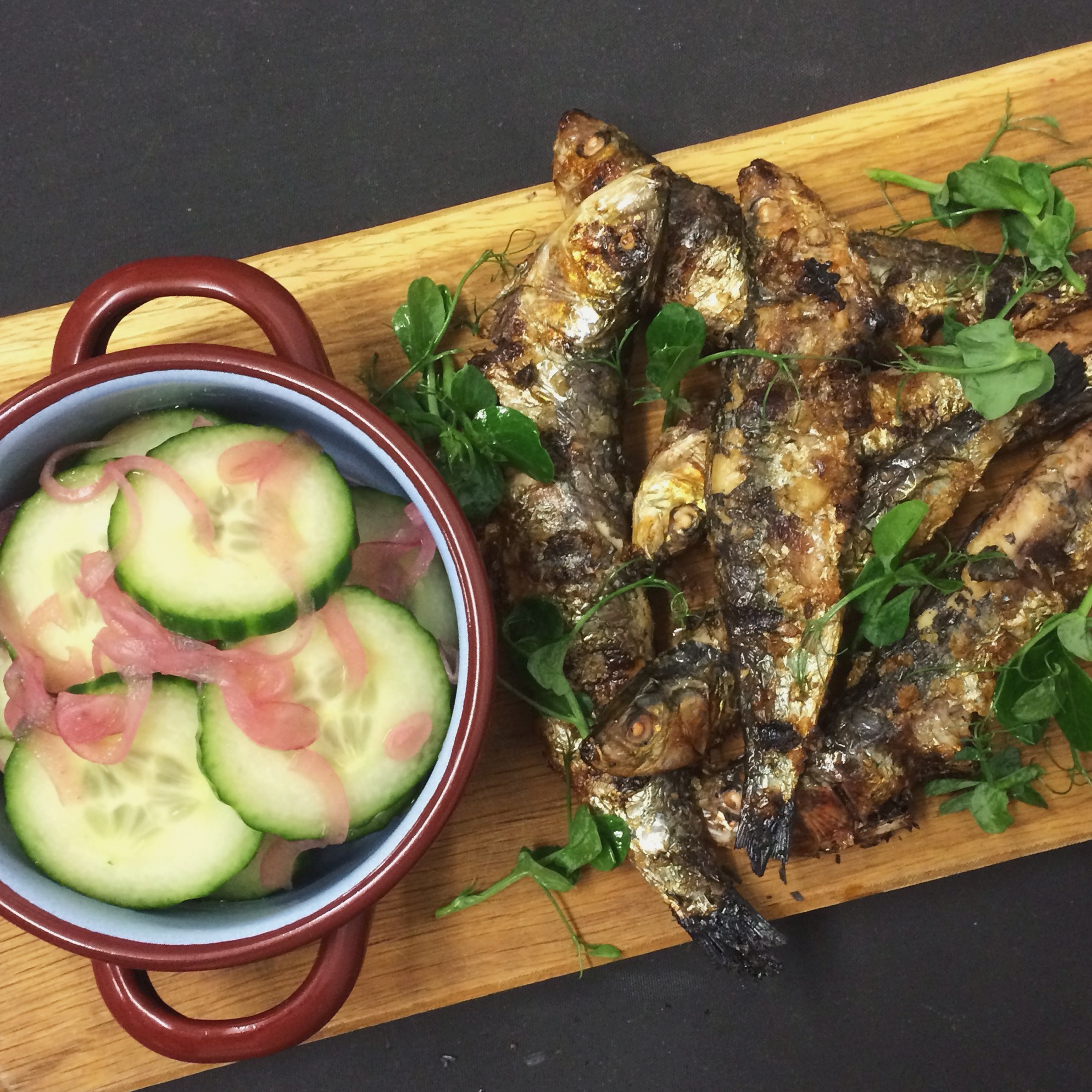 andy-bates-sardines-cucumber-red-onion-salad