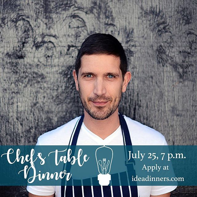 Hey #Miami Want to come to dinner at mine...? I've teamed up with @ideadinners and will be hosting a Basque inspired feast from my travels next Wednesday 25th July. Dinner includes a welcome cocktail, wine pairings and a four course feast. Dinners are invite only, link in bio. See you next week x