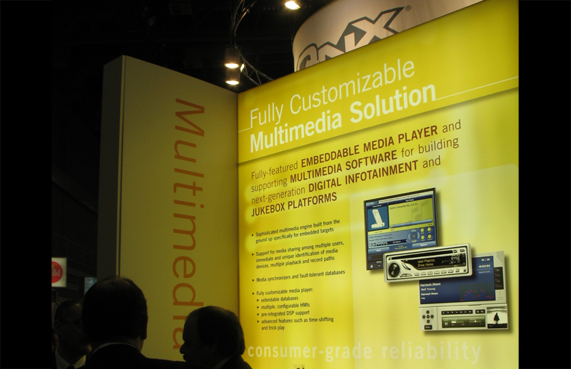 QNX Software Systems - 2008