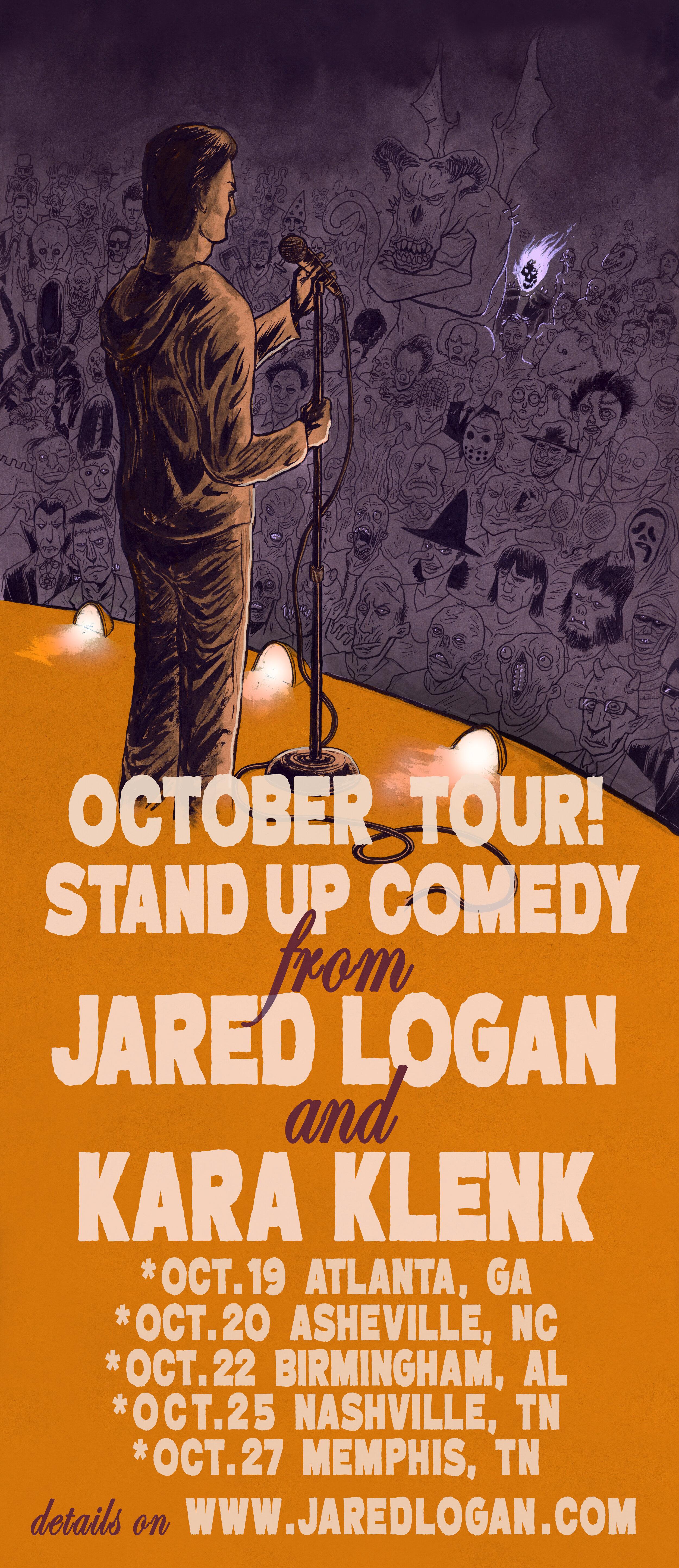 Jared Logan & Kara Klenk Tour