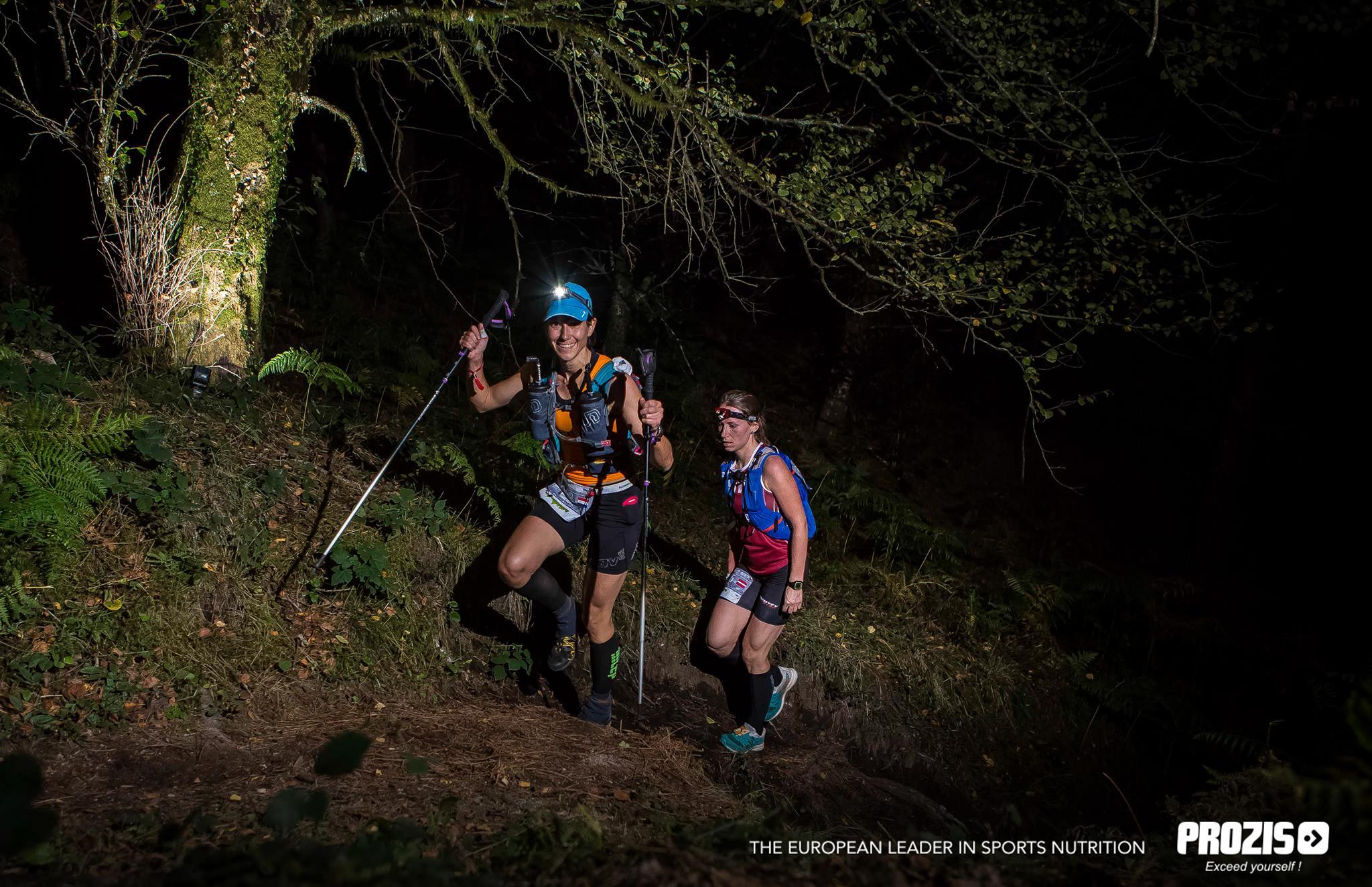 Janne Geurts Ultra Runner