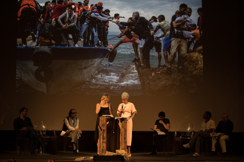 valeria bruni tedeschi_zadie smith_Festival degli Scrittori_premio gregor von rezzori 2017.jpg