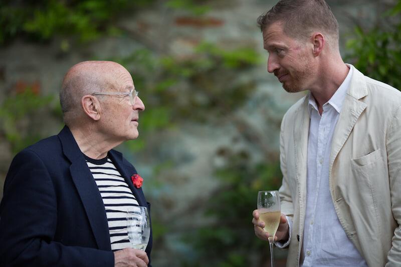 Volker Schlöndorff ed Andy Sean Greer.jpg